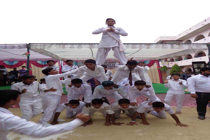 New Central Public Academy-Republic Day Celebrations