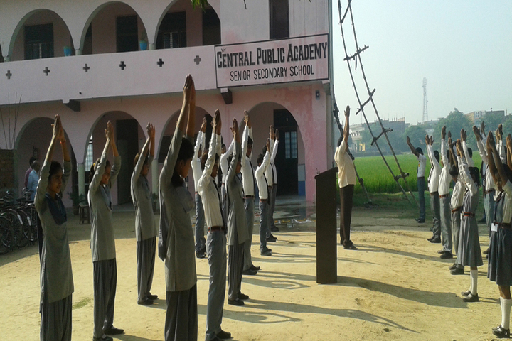 New Central Public Academy-Assembly