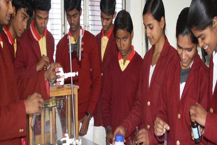 New Central Public Academy-Chemistry Lab