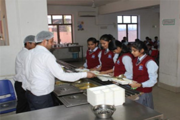 Usha Martin Wld School-Cafeteria