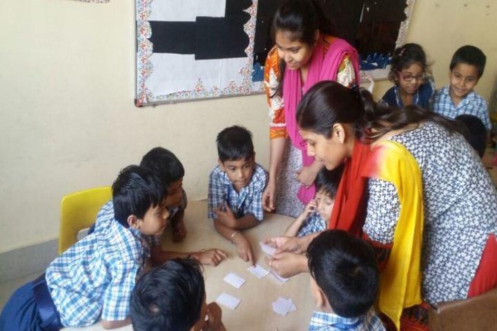 Usha Martin Wld School-Classroom Activity