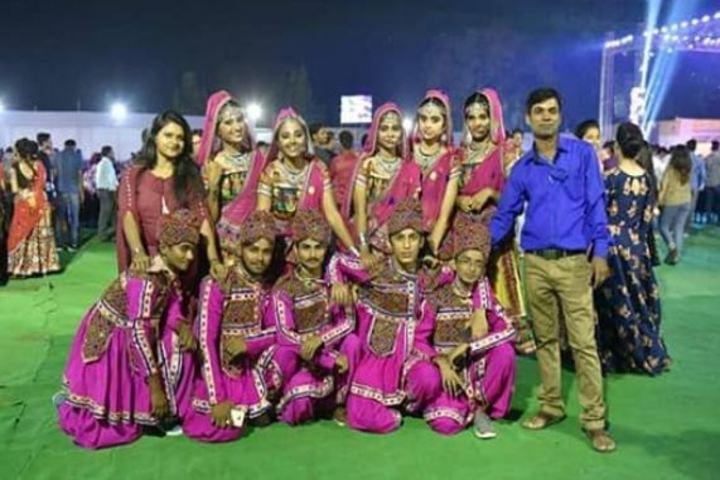 Usha Martin Wld School-Cultural Fest