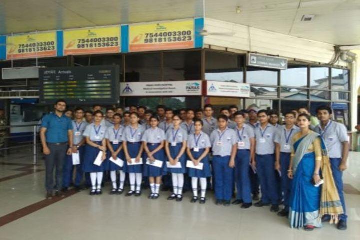 Usha Martin Wld School-Educational Tour