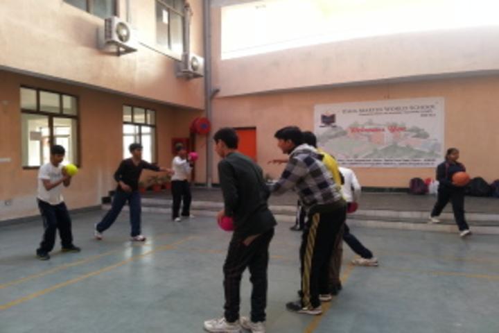 Usha Martin Wld School-Indoor Games
