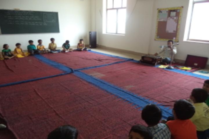 Usha Martin Wld School-Music Room