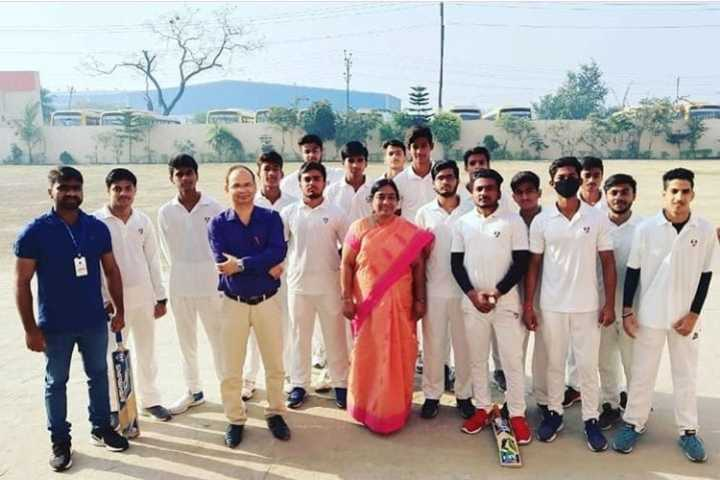 Usha Martin Wld School-Sports