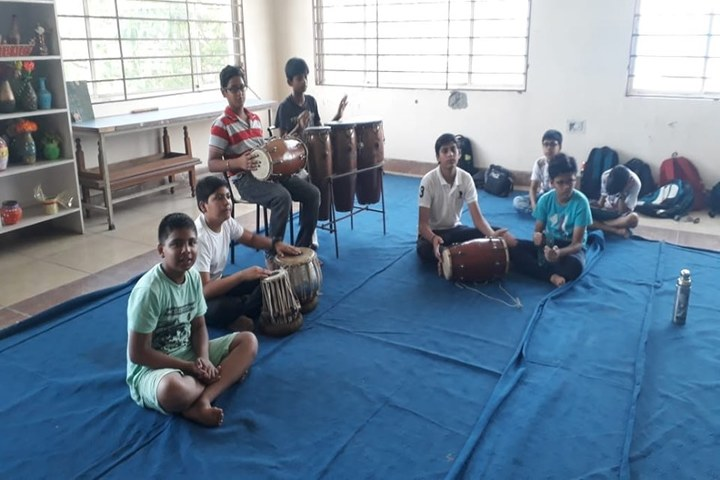New Era School-Music Activity