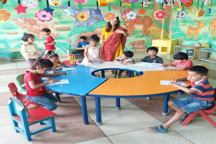 New Era School-Classroom