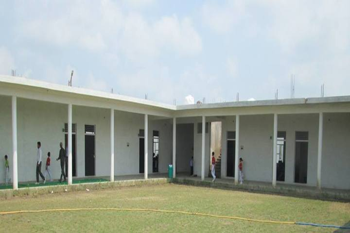 New Imperial Public School-School View