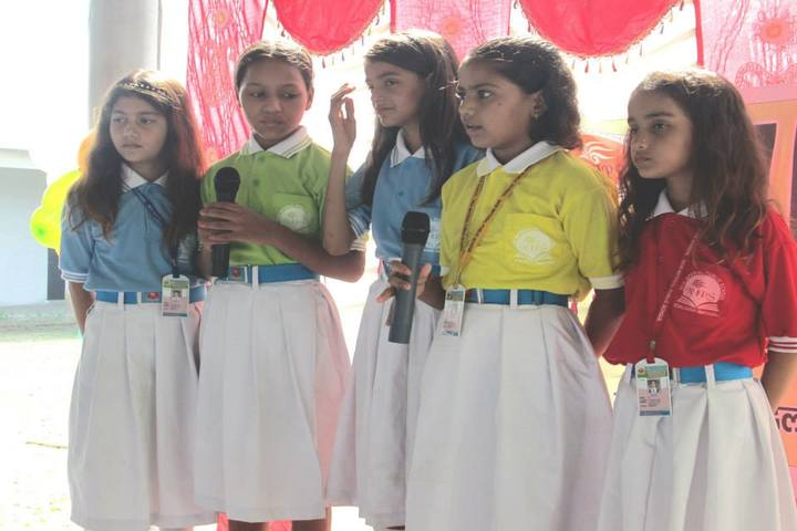 New Imperial Public School-Singing Competition
