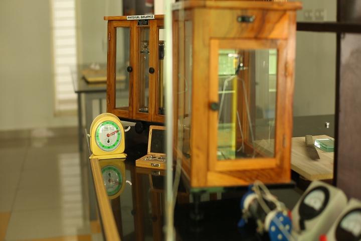 Edify School-Physics Lab