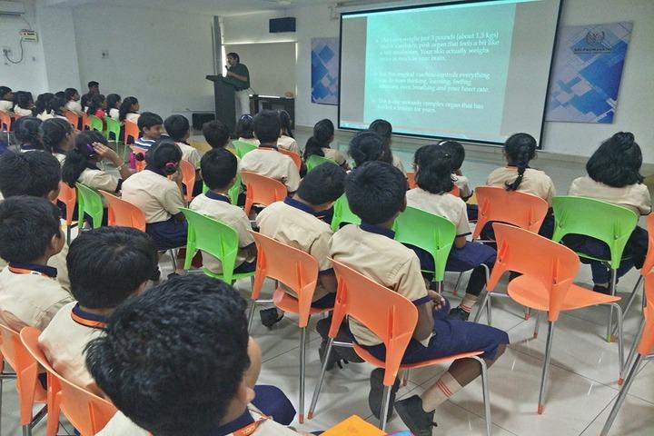 Edify School-Smart Classrooms