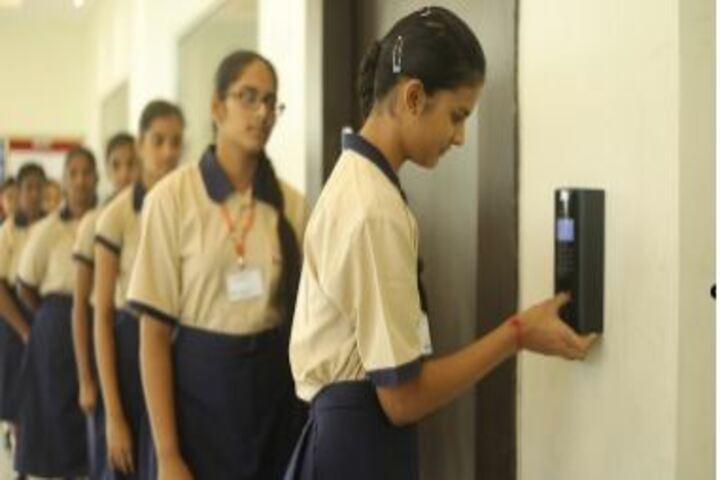 Edify School-Students Biometric