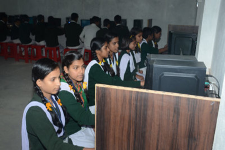 Vaishali Central Public School-Computer Lab