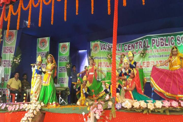 Vaishali Central Public School-Foundation Day