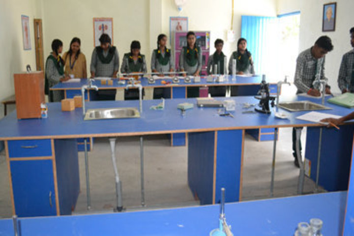 Vaishali Central Public School-Science Lab