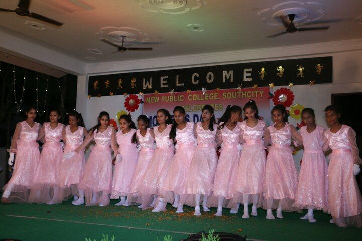 New Public College - Dance