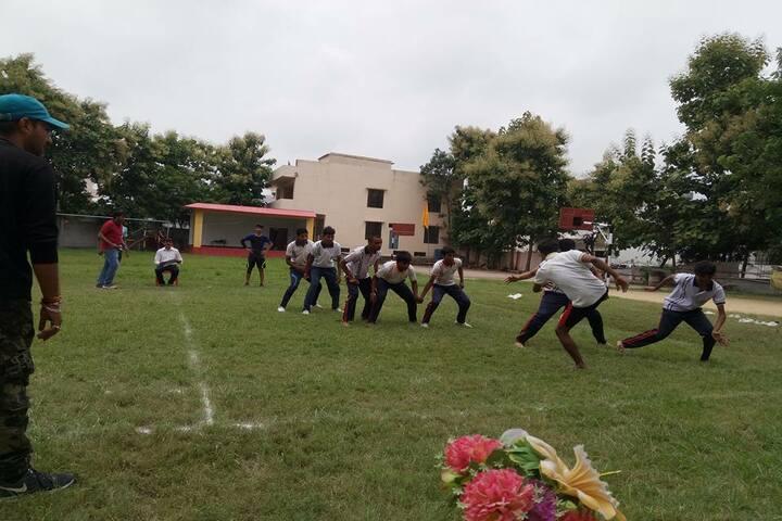 New Public College - Indoor games
