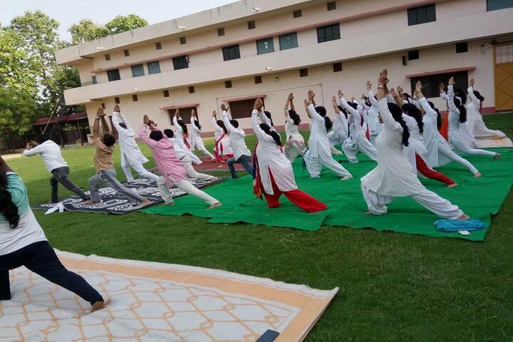 New Public College - Yoga