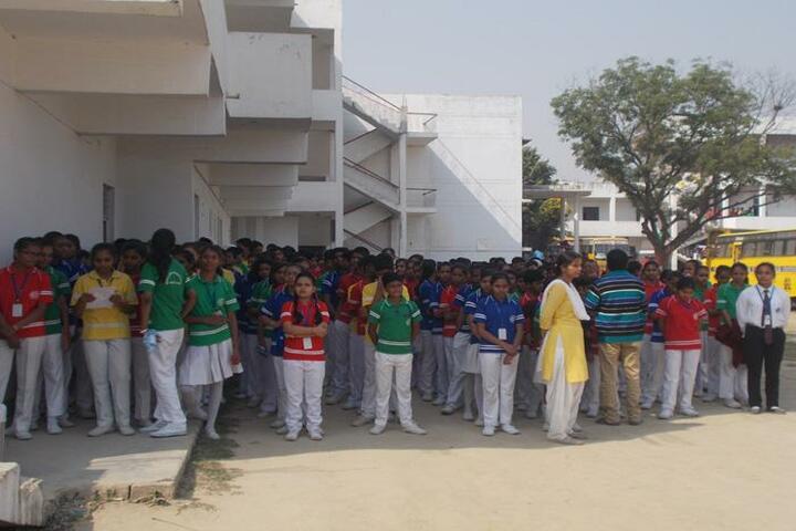 R S J  Public School-Childrens Day Celebrations
