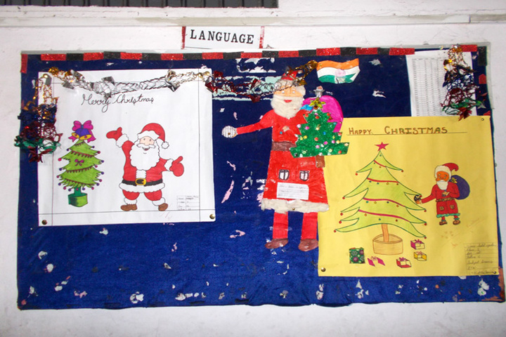 R S J  Public School-Christmas Celebrations