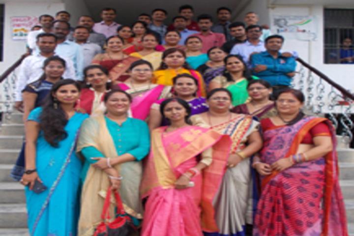 R S J  Public School-Teacherd Day Celebration
