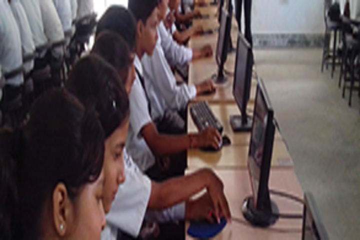 R S J  Public School-Computer Lab