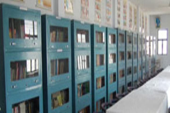R S J  Public School-Library