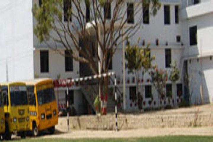 R S J  Public School-School Campus