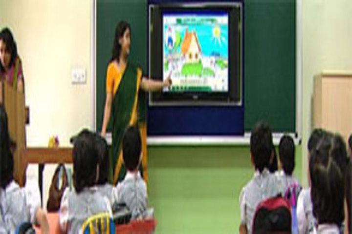 R S J  Public School-Smart Class