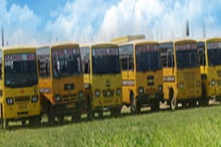 R S J  Public School-Transport