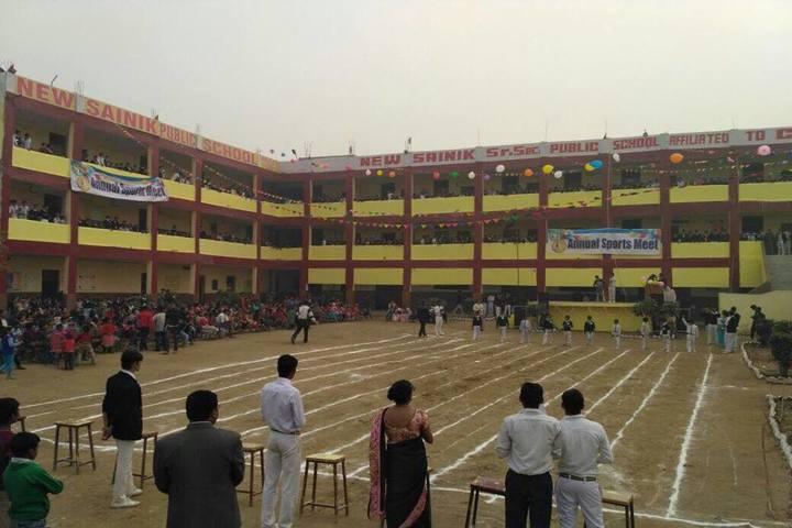 New Sainik Public School-Sports