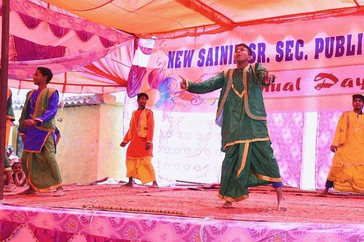 New Sainik Public School-Annual Day
