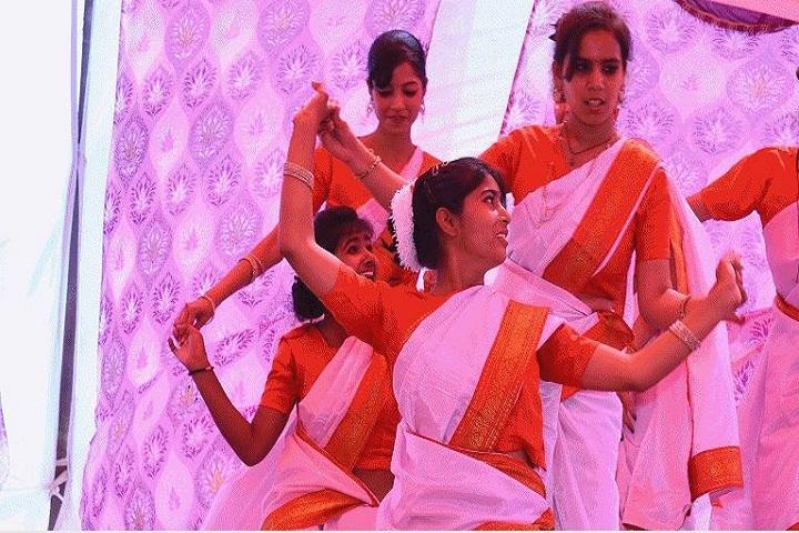 New Sainik Public School-Dance Competition
