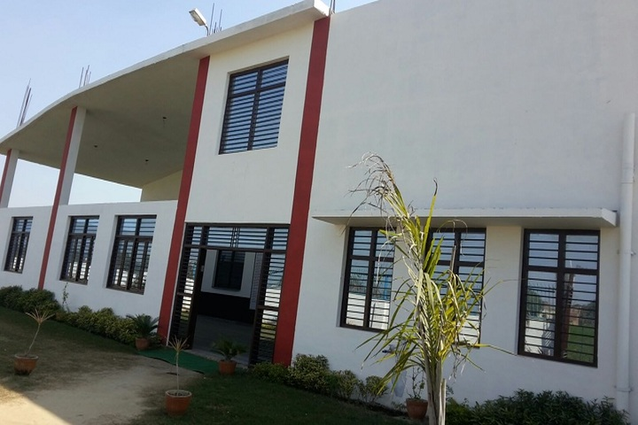 New St Stephen Public School Unit III-School Building
