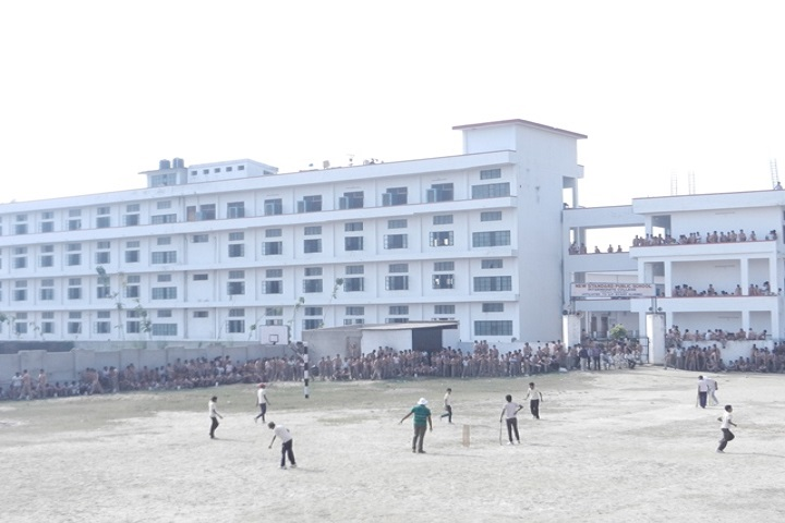 New Standard Public School-Campus