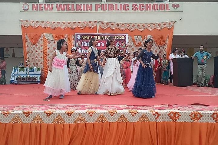 New Welkin Public School-Dances