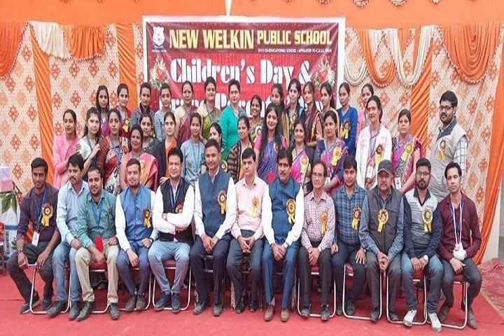 New Welkin Public School-Staff