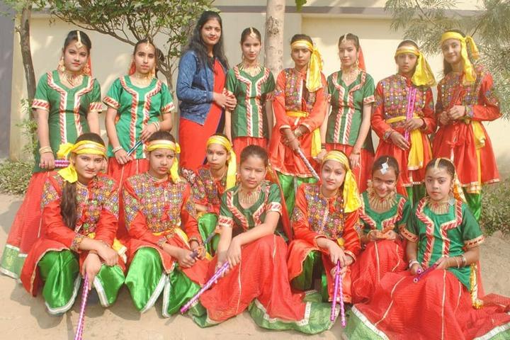 New Welkin Public School-Cultural Activity