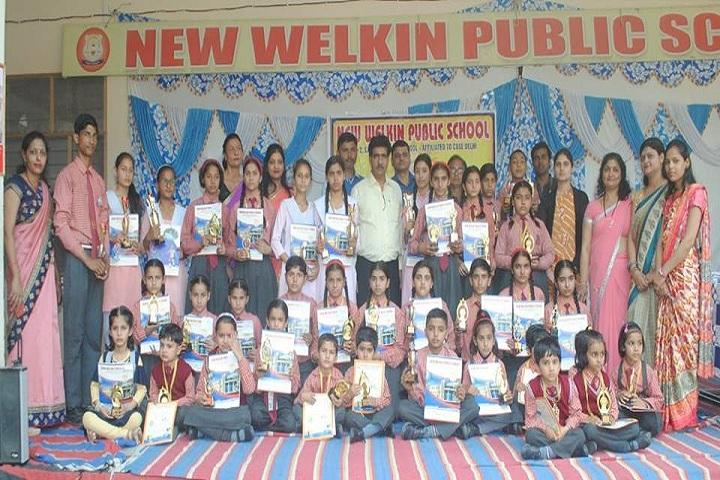 New Welkin Public School-Prize Distribution