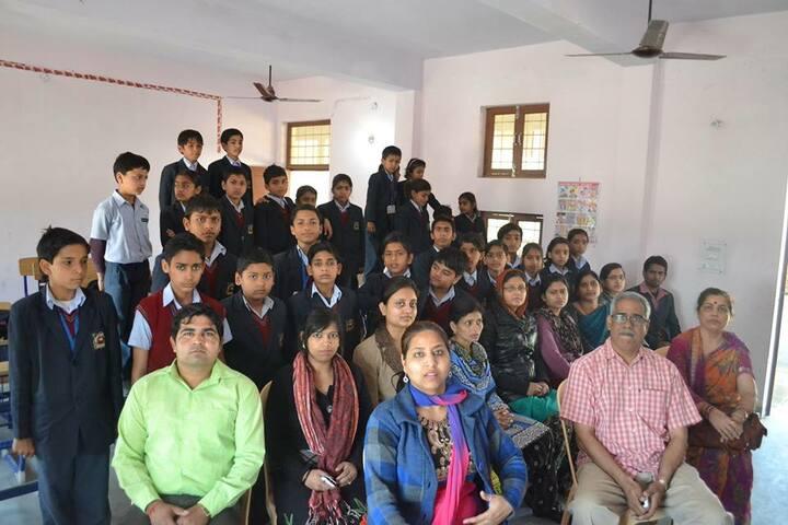 Nibodhita Vidhya Mandir-Childrens Day Celebrations