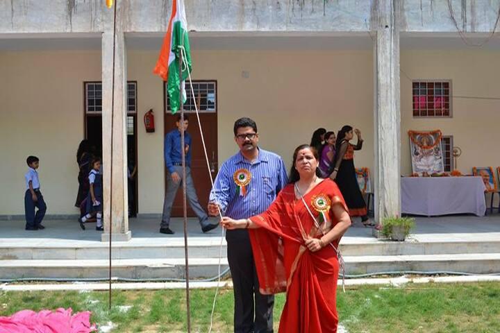Nibodhita Vidhya Mandir-Independence Day Celebrations