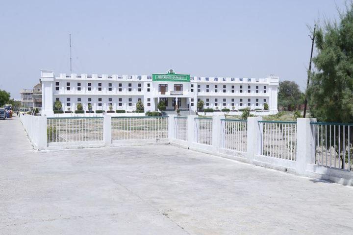 Nibodhita Vidhya Mandir-Campus View