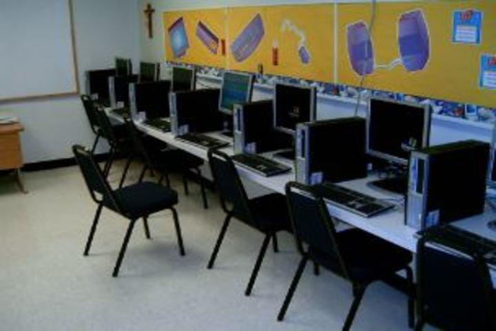 Nibodhita Vidhya Mandir-Computer Lab