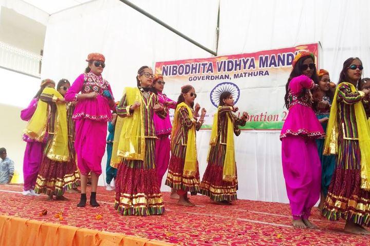 Nibodhita Vidhya Mandir-Cultural Activity