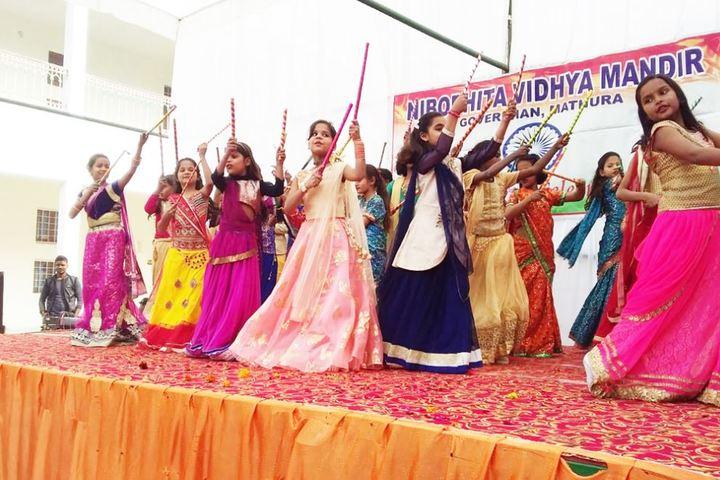 Nibodhita Vidhya Mandir-Dance