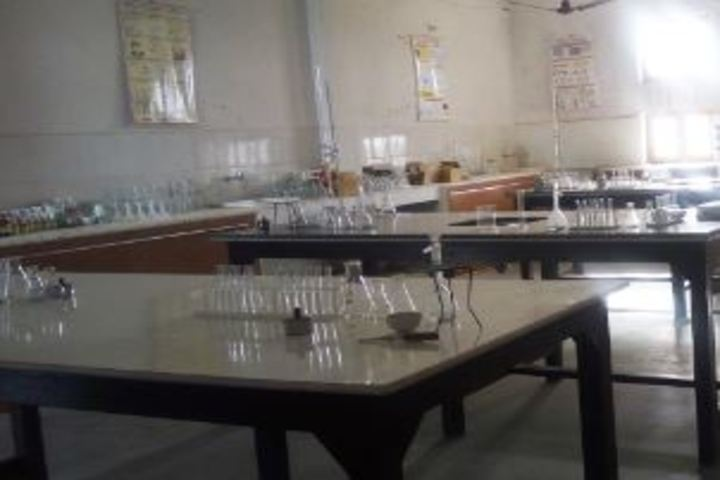 Nibodhita Vidhya Mandir-Laboratory