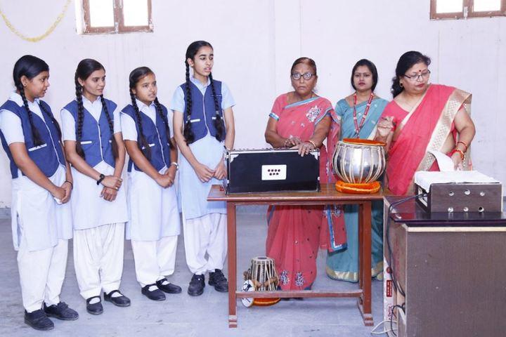 Nibodhita Vidhya Mandir-Music Class