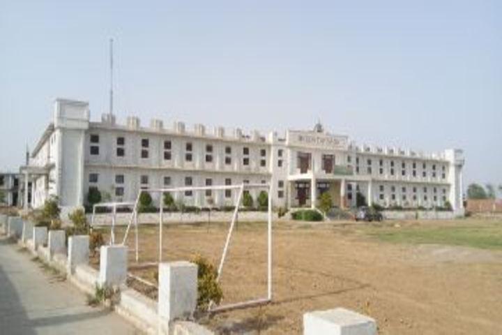 Nibodhita Vidhya Mandir-School Building