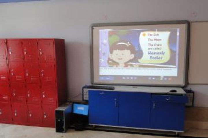 Nibodhita Vidhya Mandir-Smart Class